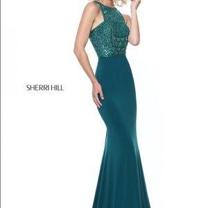 BRAND NEW Sherri Hill Prom Dress Style #50806